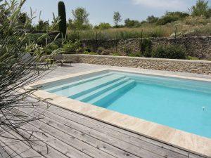 piscine orange
