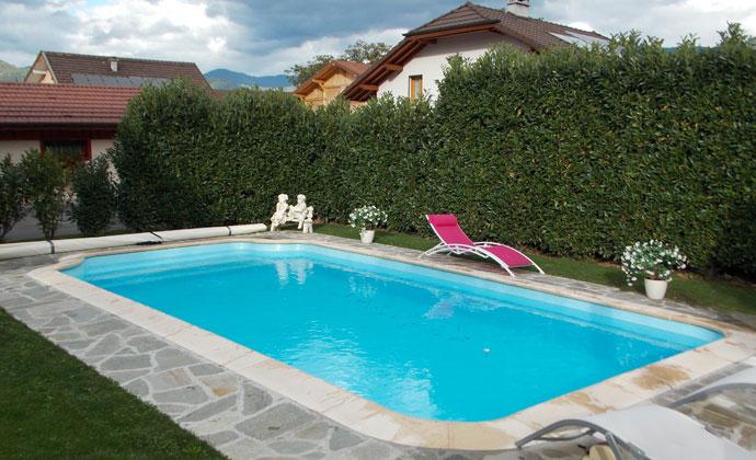 Nos piscines piscines services for Piscine service